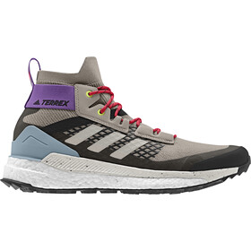 adidas TERREX Free Hiker Hiking Shoes Women, lbrown/sbrown/ash grey